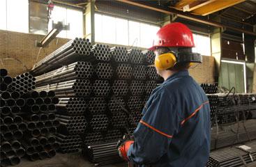 لوله های فولادی و صنعتی